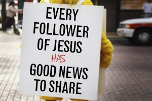 What Is Your Good News?
