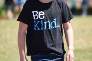Teaching Children To Be Kind