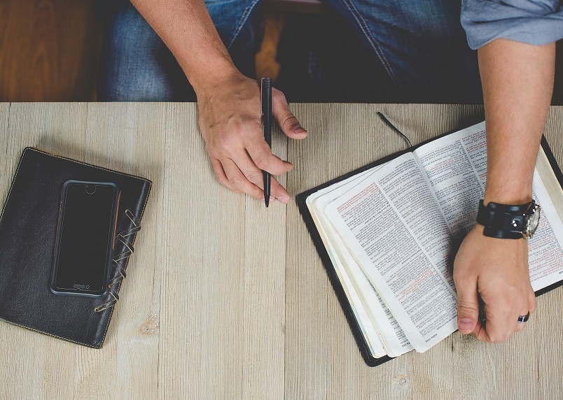 Blueprint for Bible Study | The Disciple Maker
