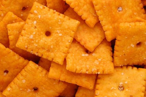 Cheez-Its and Fasting