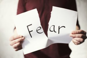 Converting Your Fears To Faith