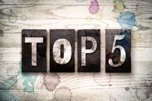 Top 5 Disciple-Maker Articles from 2019