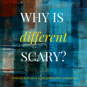 why is different scary